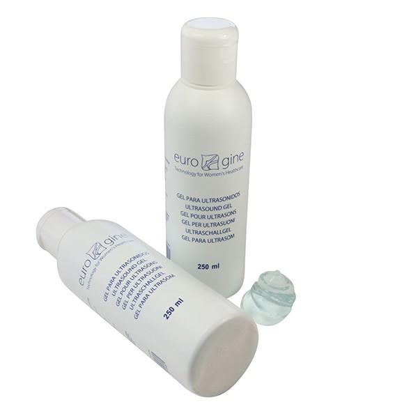Gel para ultrasonidos Eurogine® 250 ml