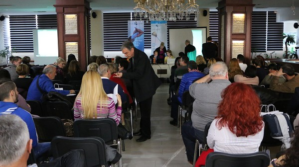 Seminar Eurogine in Skopje